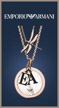 Biżuteria Emporio Armani