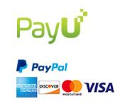 Płatności payu i paypal