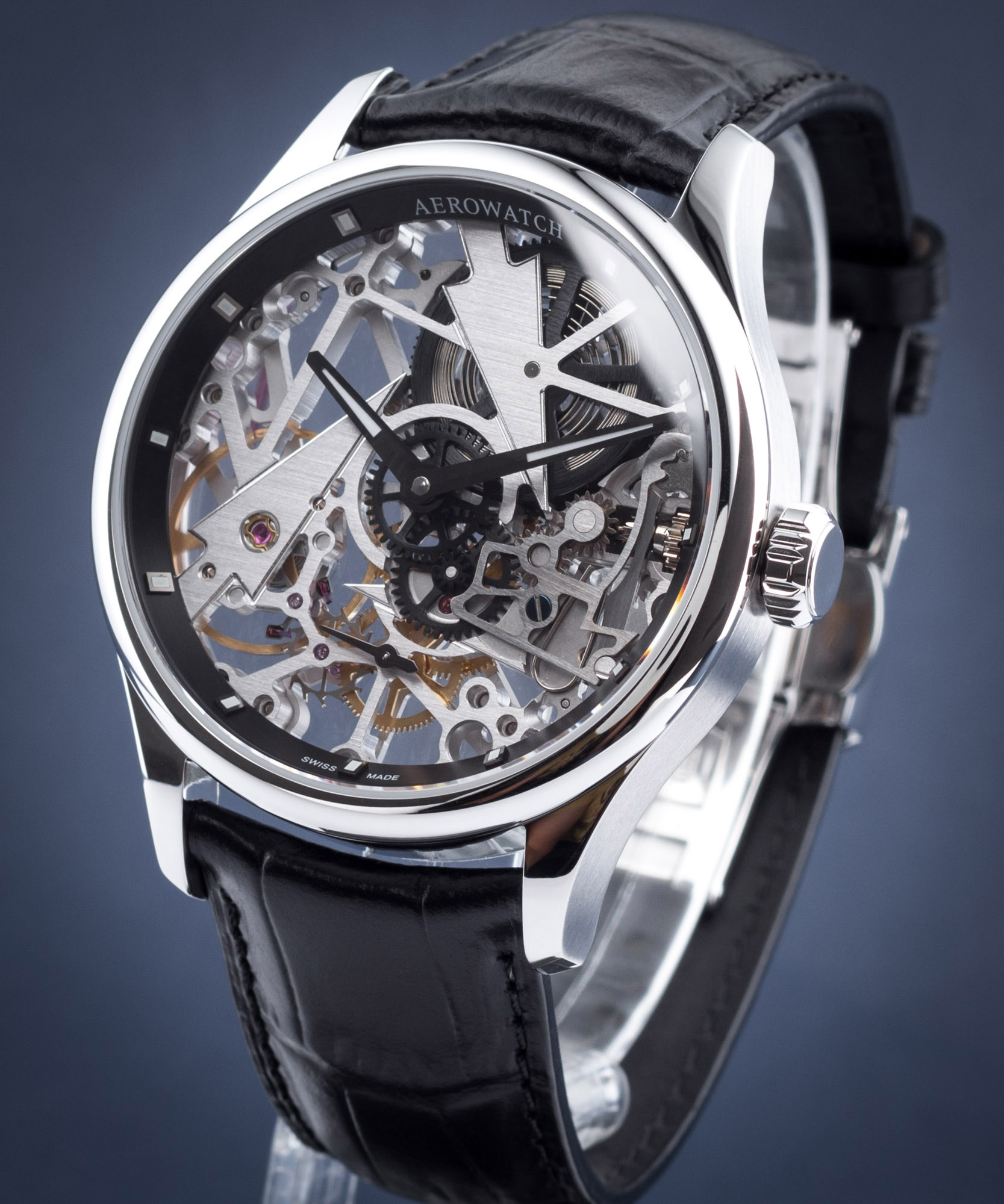 Aerowatch Renaissance Skeleton Fir Tree 50981-AA12