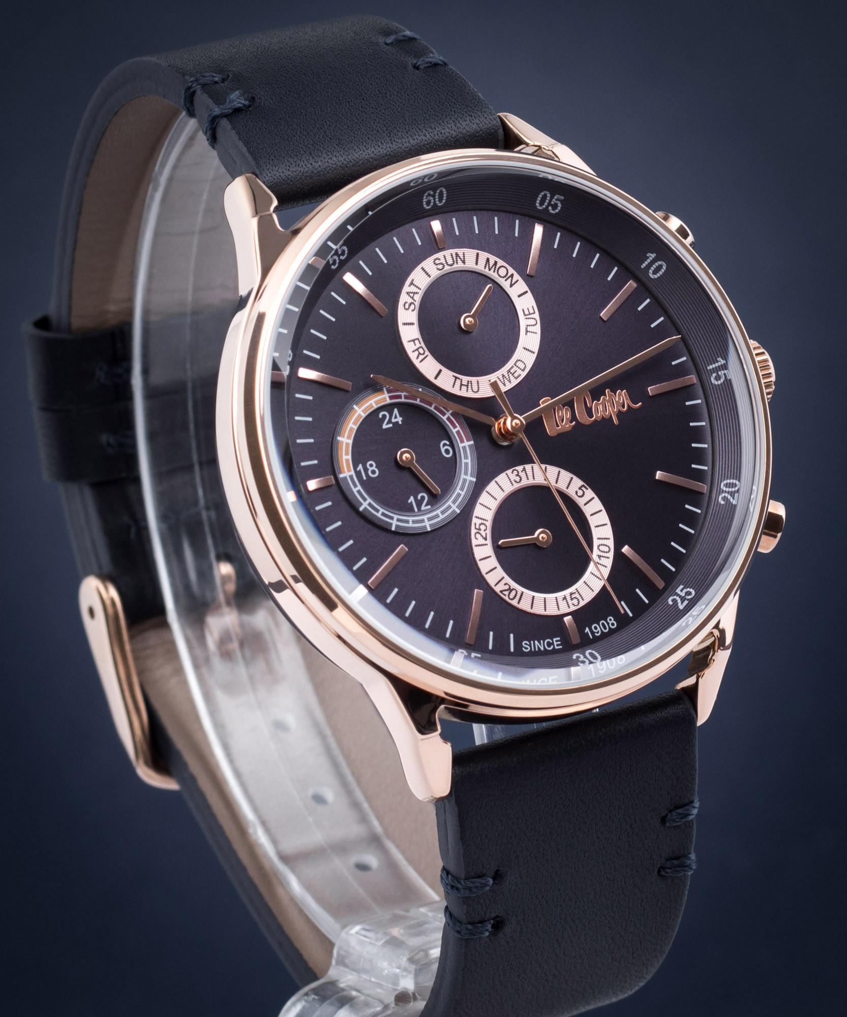 zegarek męski Lee Cooper 18 Spring LC06480-499