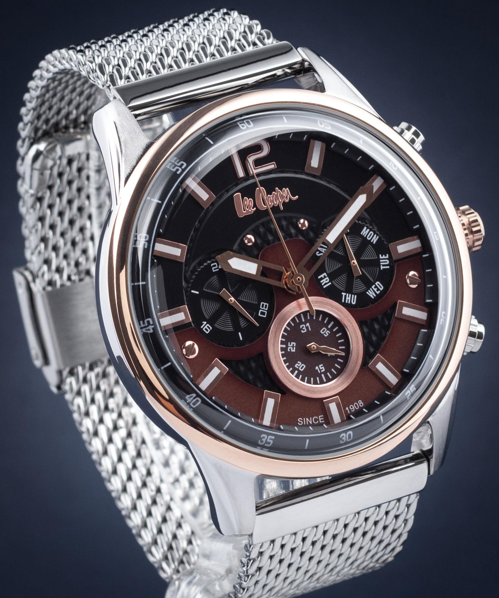 zegarek męski Lee Cooper 18 Spring LC06553-540