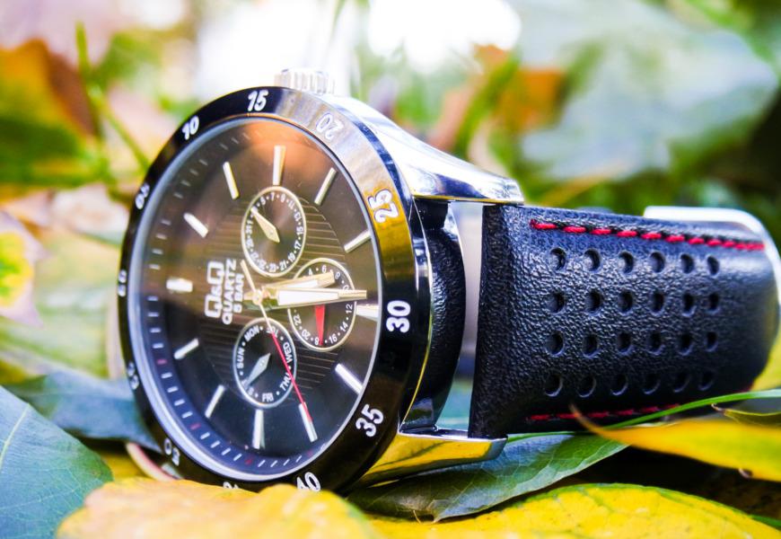 Zegarek Q&Q Leather CE02-512 - recenzja fabryki