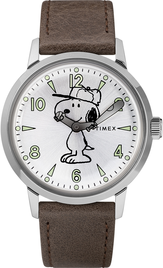 zegarek Timex Welton Featuring Snoopy TW2R94900