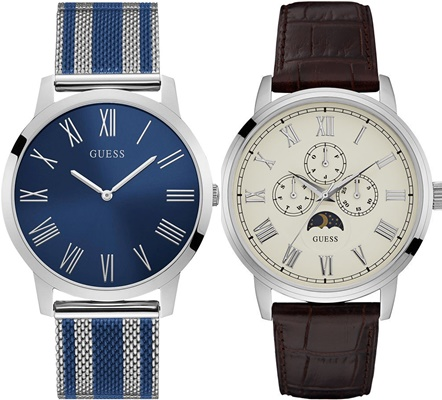 zegarki Guess W1179G1 i W0870G