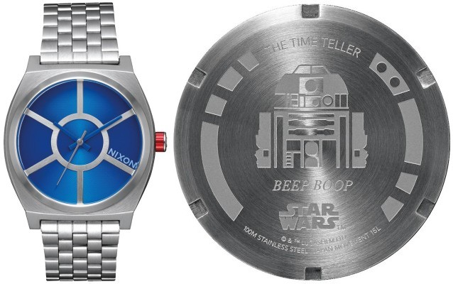 Nixon Time Teller Star Wars R2-D2 A045SW2403