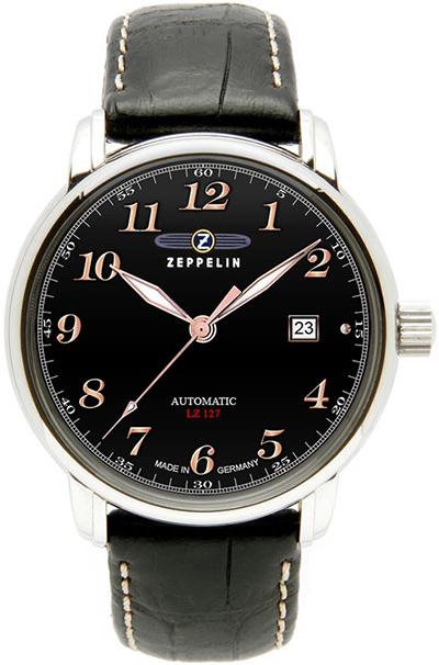 Zegarek męski Zeppelin LZ127 Graf Zeppelin Automatik 7656-2