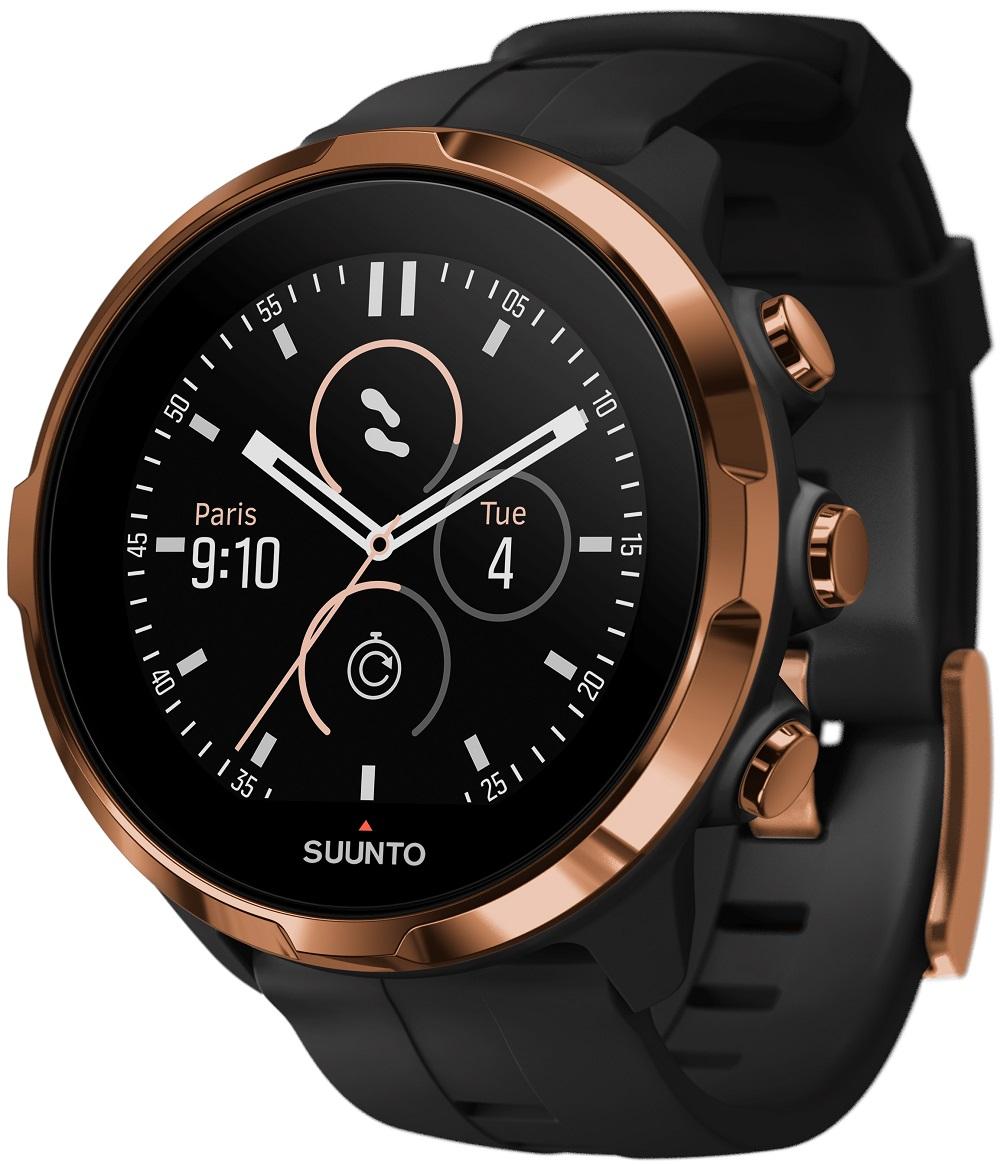 Zegarek Suunto Spartan Sport Wrist HR Copper Special Edition SS023304000