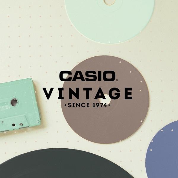 Zegarki Casio Vintage - baner