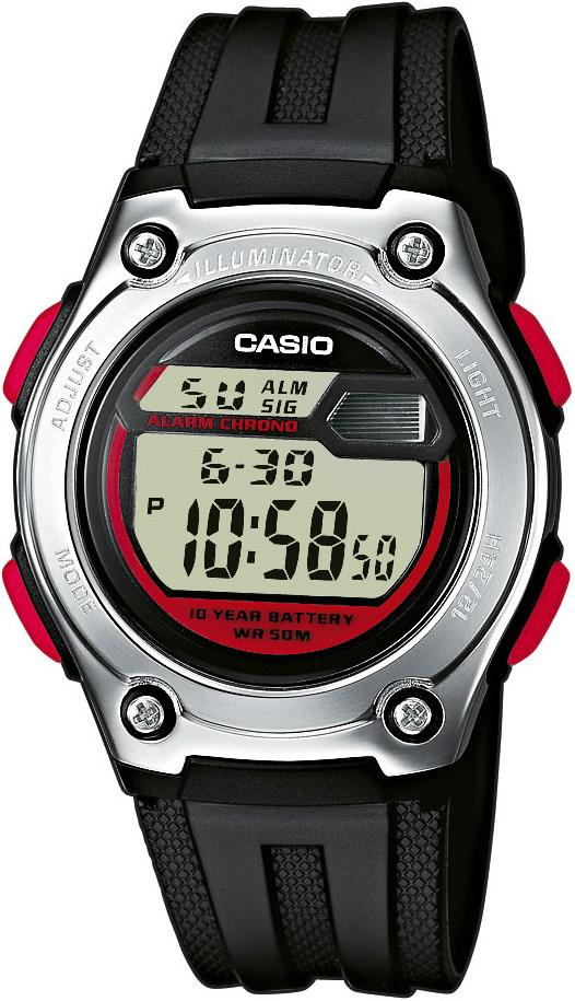 Casio Sport W-211-1BVEF