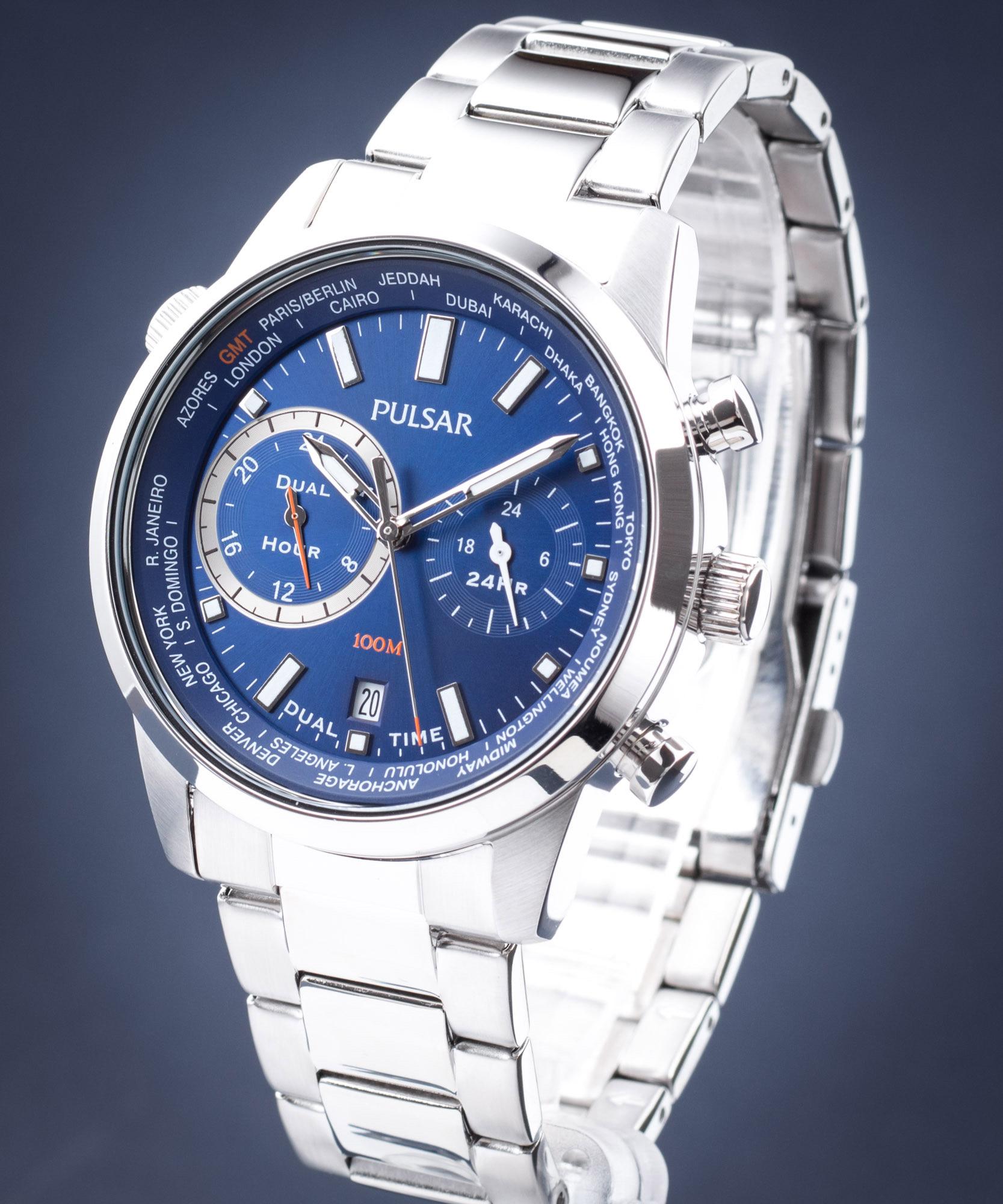 Zegarek Męski Pulsar Business PY7003X1