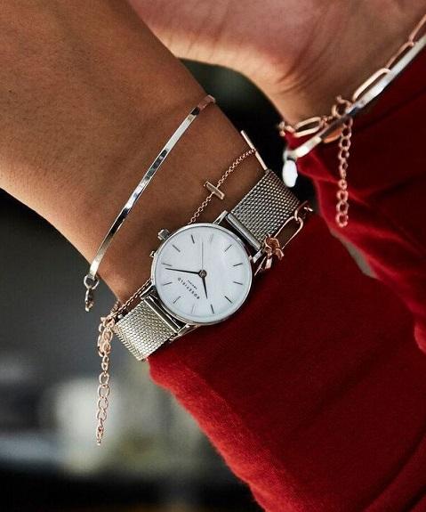 a przerobić zegarek na bransoletce