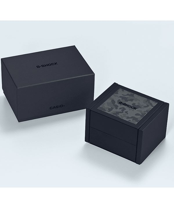 Casio G-SHOCK pudełko